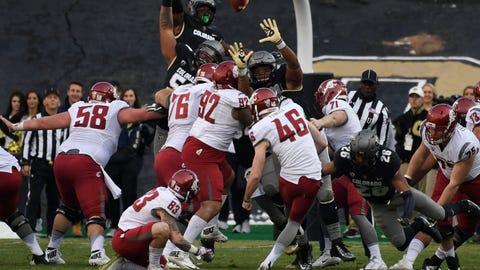 Washington State (8-3), re-rank: 26