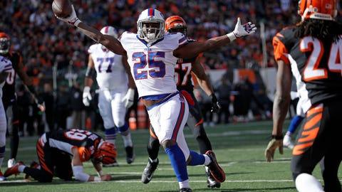 Sunday: Jaguars at Bills
