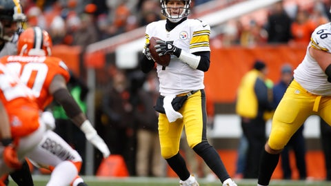 Pittsburgh Steelers: Jekyll and Hyde