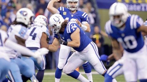 Colts 24 - Titans 17