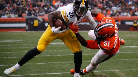 Steelers 24 - Browns 9