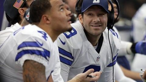 Dallas Cowboys: Tony Romo, who?