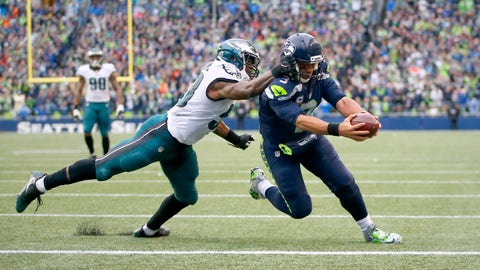Seahawks 26 - Eagles 15