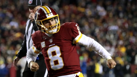 Washington Redskins: Jan. 1 vs. Giants