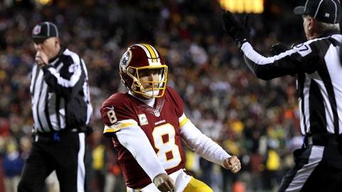 Washington Redskins: Kirk likes that