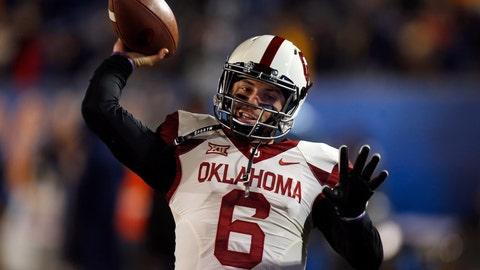 Oklahoma Sooners (9-2)