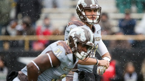 Western Michigan (11-0), re-rank: 16
