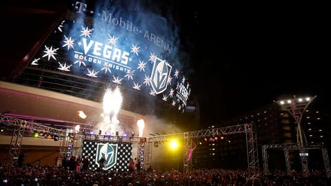 The NHL shall resolve to schedule all of the Vegas Golden Knights' home games on weekends