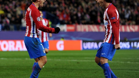 Atletico look comfortable at the top
