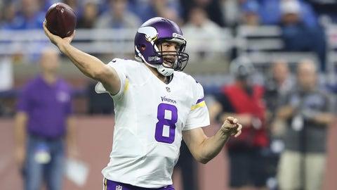 NFC #8 seed: Minnesota Vikings (6-5)