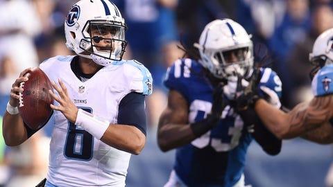 Tennessee Titans—Marcus Mariota's renaissance