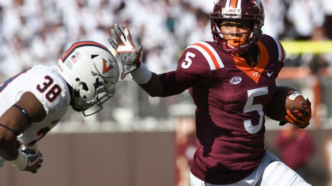 Virginia Tech Hokies (9-3)