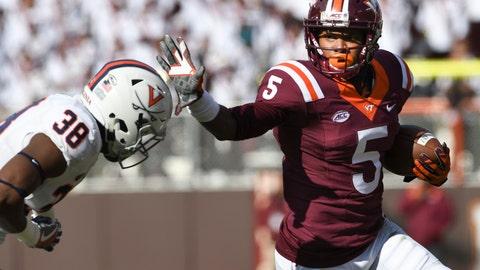 Virginia Tech Hokies (9-3)