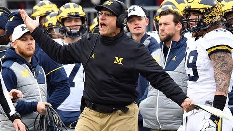 Michigan (10-2), re-rank: 2