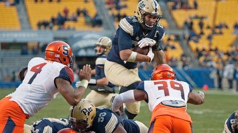 Pitt (8-4), re-rank: 24