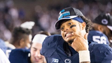 Penn State (10-2), re-rank: 7