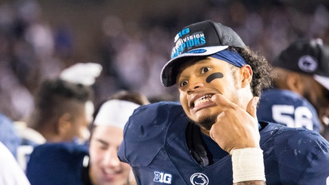 But if Penn State wins the B1G they should be in... right?