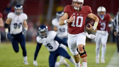 Stanford (9-3), re-rank: 18