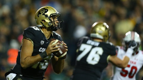 Colorado is the kind of  feel-good story that makes college football great
