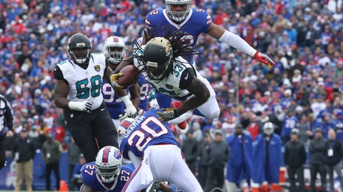 Jacksonville Jaguars (last week: 31)