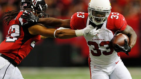 Arizona Cardinals—David Johnson's versatility