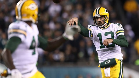 Green Bay Packers—Aaron Rodgers' release