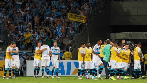 Gremio (Brazil): $320.9 million