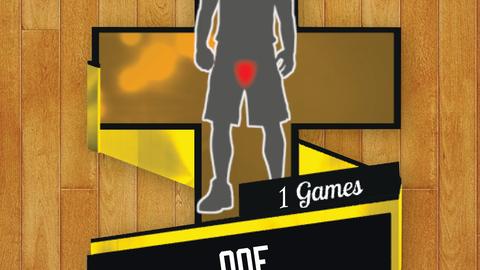 Gold Groin Injury Healing