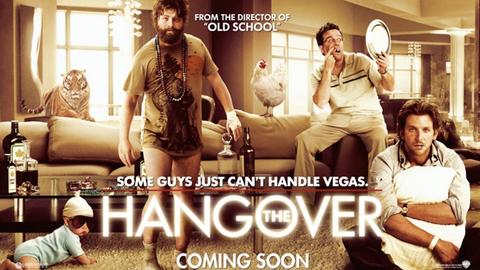 """Carolina Panthers (2-5): """"The Hangover"""" (2009)"""