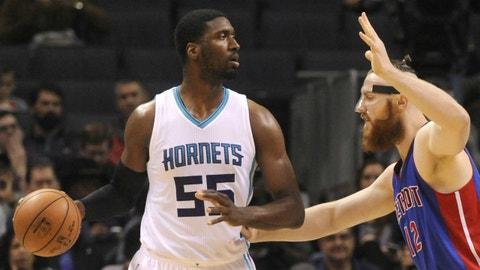 Charlotte Hornets: Roy Hibbert