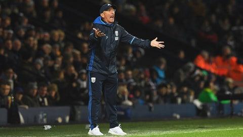 Saturday: Hull City vs. West Bromwich Albion