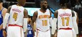 Hawks Live To Go: Bench comes up big for Atlanta in 117-96 win over Philadelphia