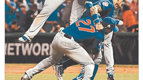 Exhilaration and anguish after a World Series Game 7 for the ages