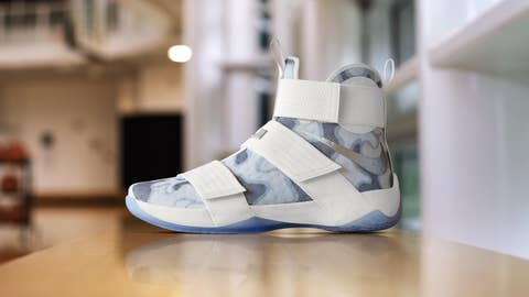 Nike is releasing a special colorway of the LeBron Soldier 10