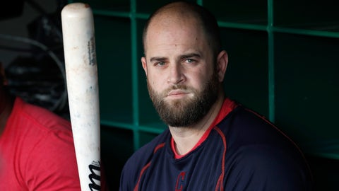 Indians - Mike Napoli