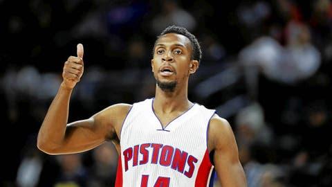 Ish Smith, PG, Detroit Pistons