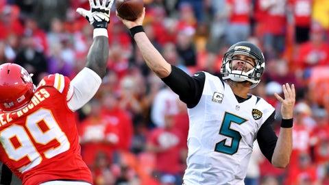 Chiefs 19 - Jaguars 14