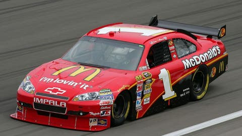 Jamie McMurray - McDonald's