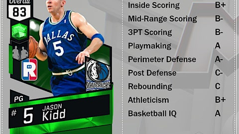 Emerald Jason Kidd