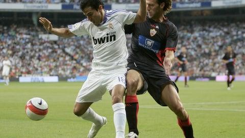 Javier Saviola (Barcelona - 2001-07, Real Madrid 2007-09)