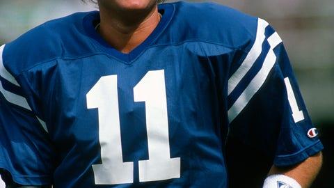 Colts: QB Jeff George (No. 1, 1990)
