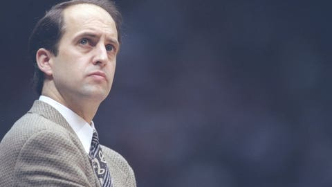 The New York Knicks were a good, respectable basketball team