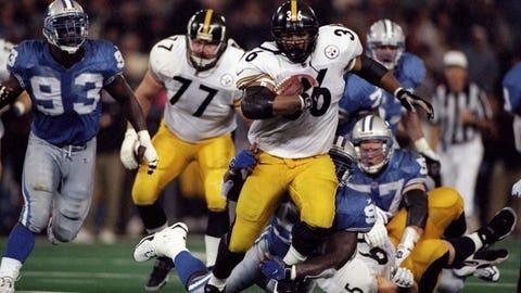 1998: Detroit Lions 19, Pittsburgh Steelers 16 (OT)