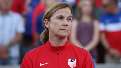 Jill Ellis, U.S. women's national team