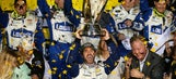 Social media reaction to Jimmie Johnson's historic seventh Sprint Cup title