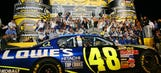 Reflecting on Jimmie Johnson's seven NASCAR championships in photos
