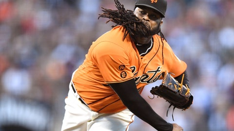 Johnny Cueto - National League Cy Young