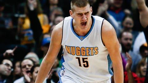 Denver Nuggets: C Nikola Jokic