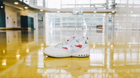 Jordan XVI - White