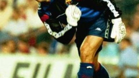 Julen Lopetegui (Real Madrid - 1988-91, Barcelona - 1994-97)